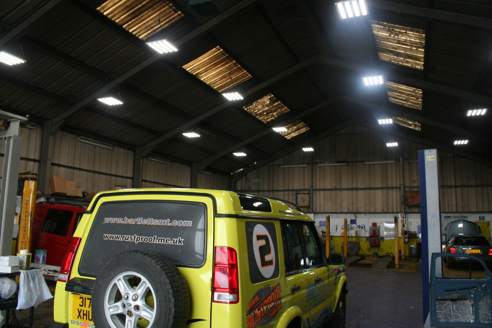 Light Efficient Design Uk S Led Retrofit Lighting Solution