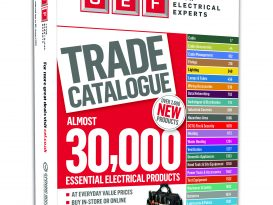CEF launch second priced trade catalogue