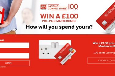 MK Electric Mastercard competition