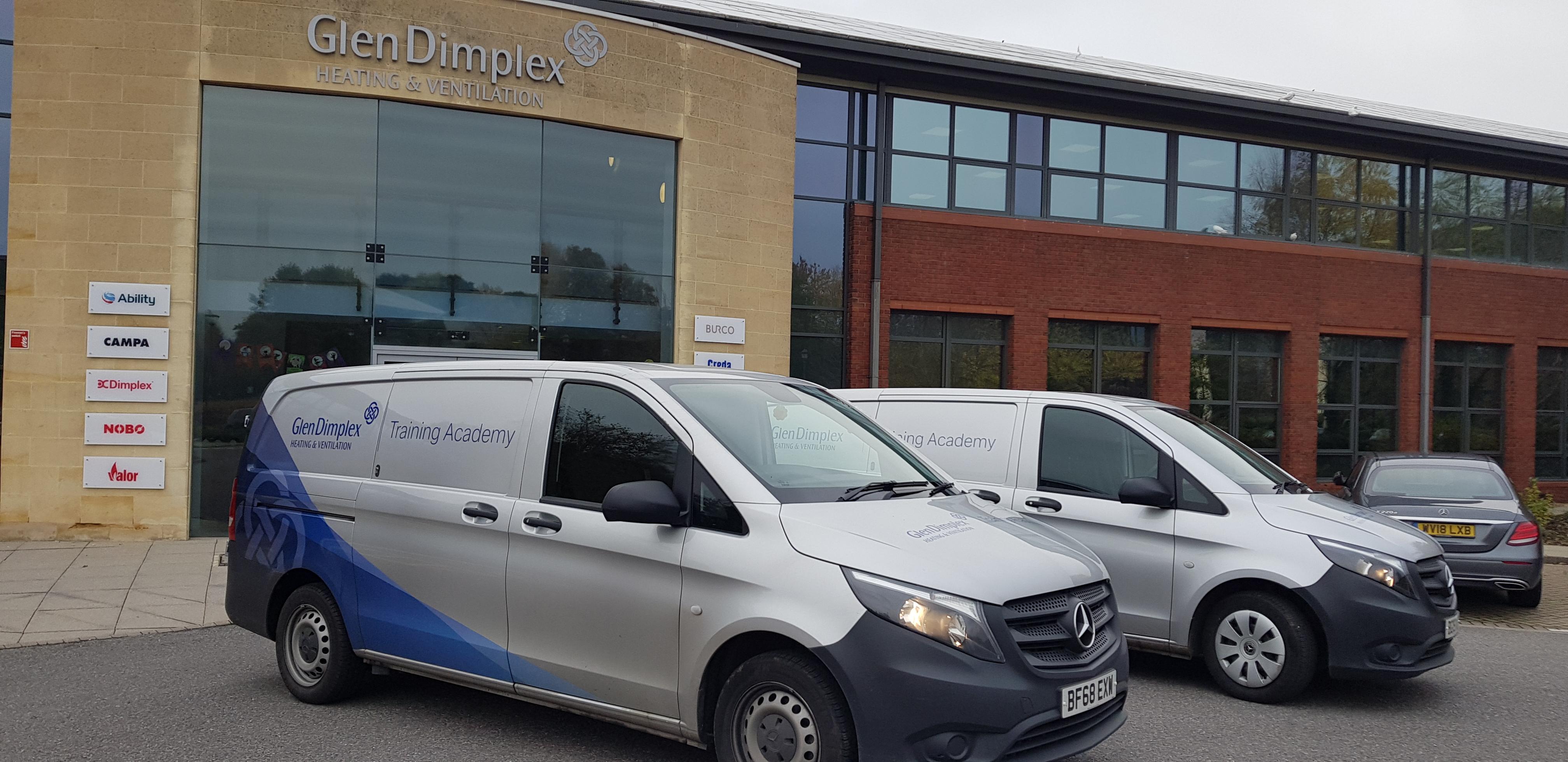 GDHV training vans