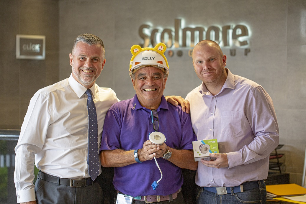 DIY SOS For Children In Need Special Features Scolmore Project