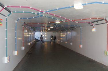 Reggiani Transforms Wellington Street Underpass