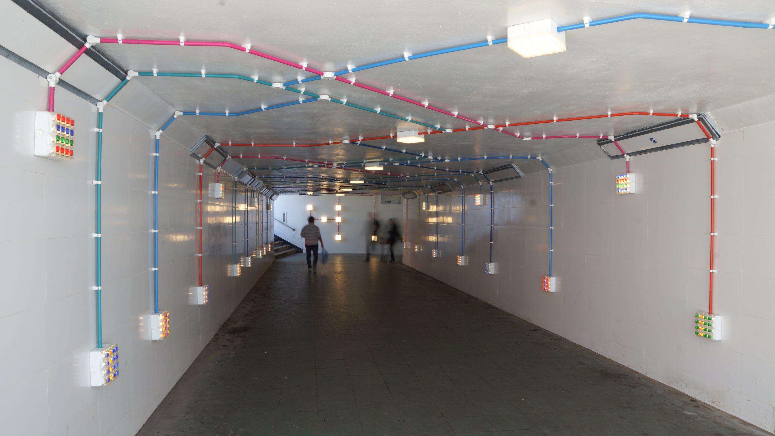Reggiani Transforms Wellington Street Underpass