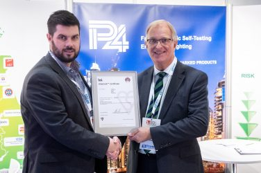 P4 Achieves BSI Kitemark Certification For Emergency Escape Lighting