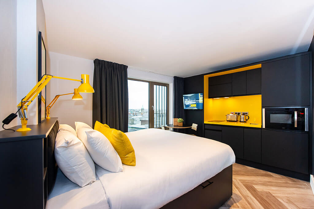 Quartzelec Nears M&E Completion On £4m 224-Room StayCity Aparthotel Project