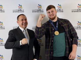 19-Year Old Named SkillELECTRIC 2019 Champion