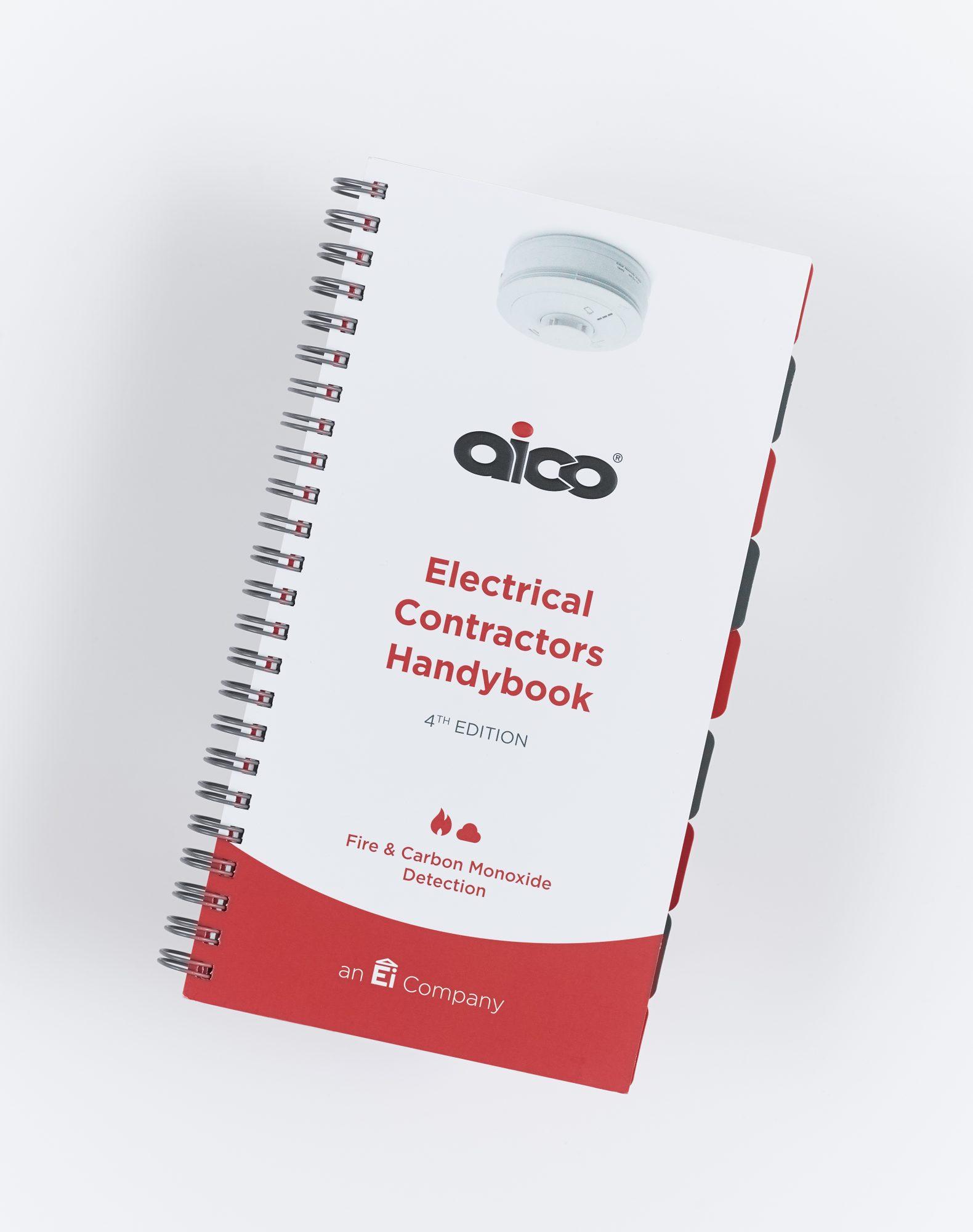 Aico's Electrical Contractors Handybook Gets New Look