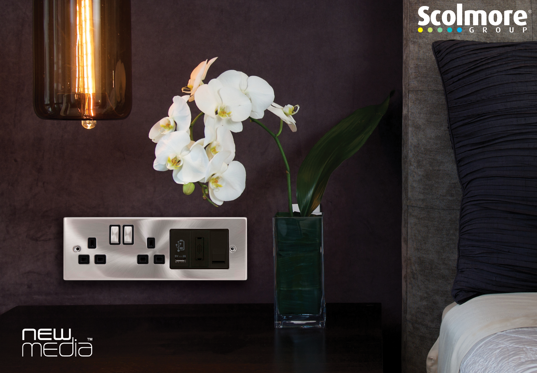 Scolmore Launches Half Media Plates