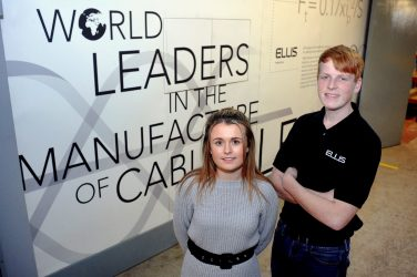 Ellis Patents Takes On Two Apprentices