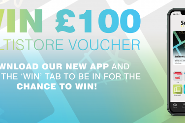 Download New Scolmore Group App And Win £100 Every Month