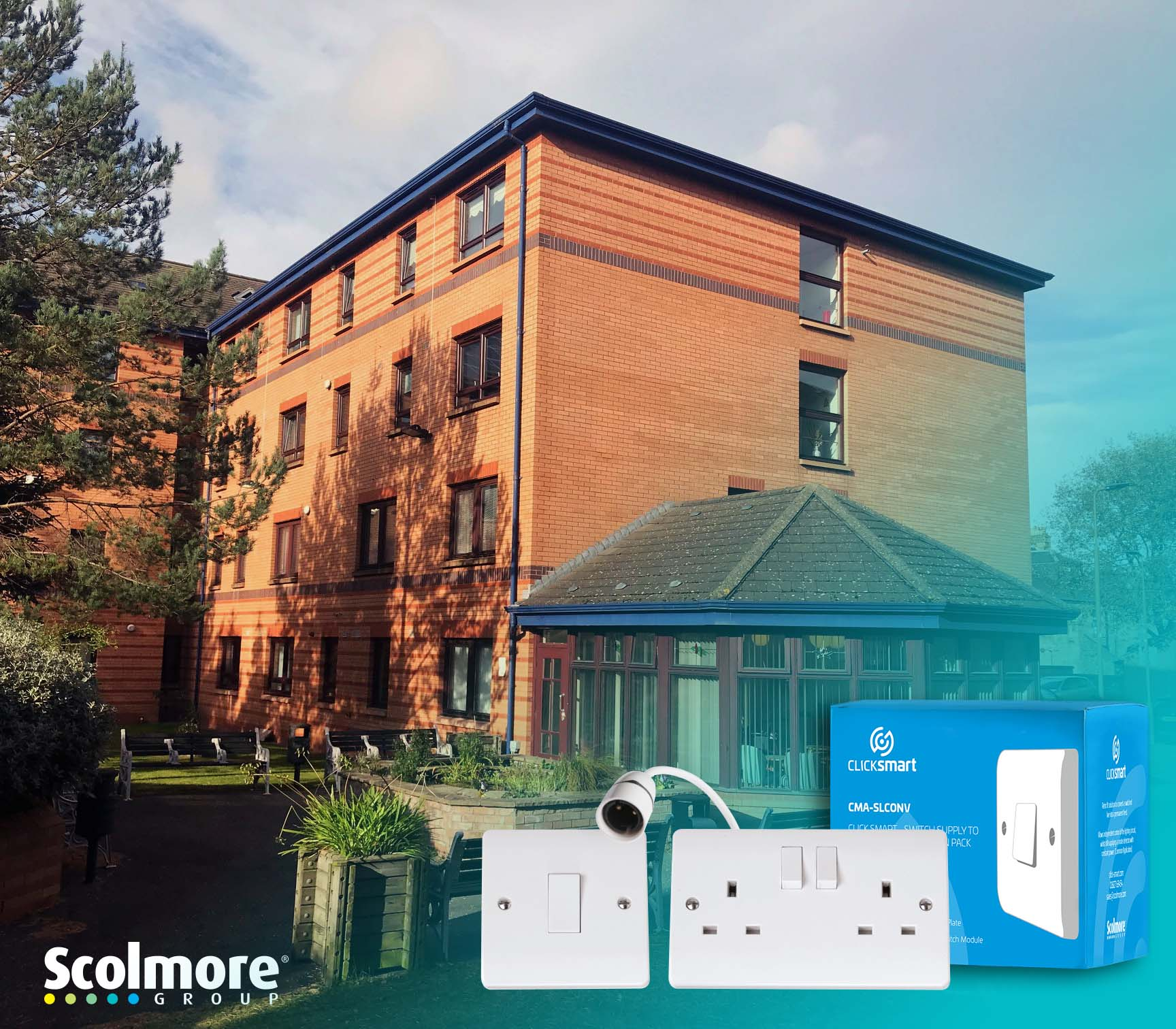 Scolmore Plays Key Part In Housing Association's Homes Improvement Project