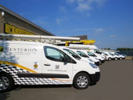 Centurion Fire & Security Among First To Roll Out World's Most Advanced Fire System