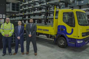 Unitrunk Opens Depot In Yorkshire