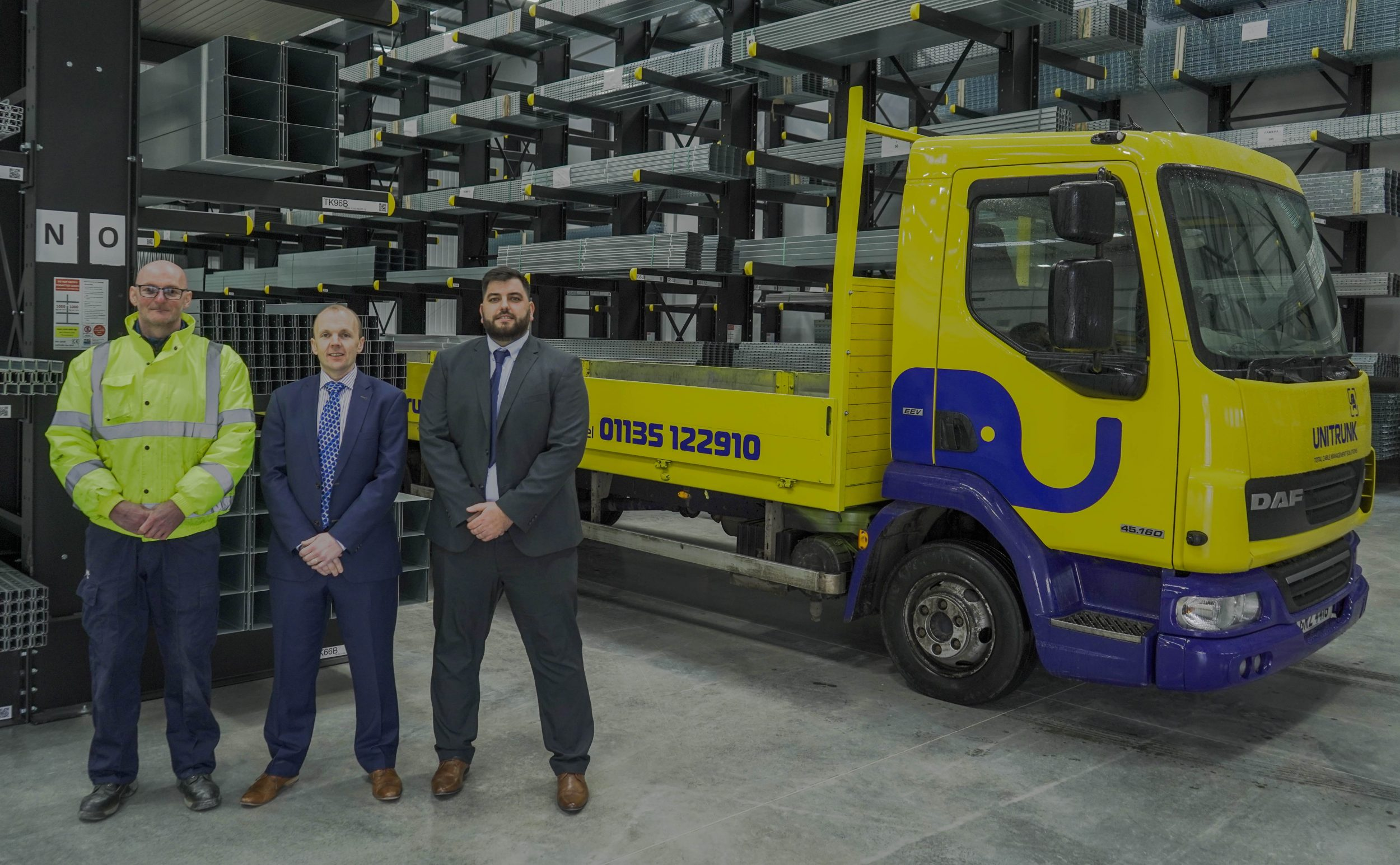 Unitrunk Opens Depot In Yorkshire
