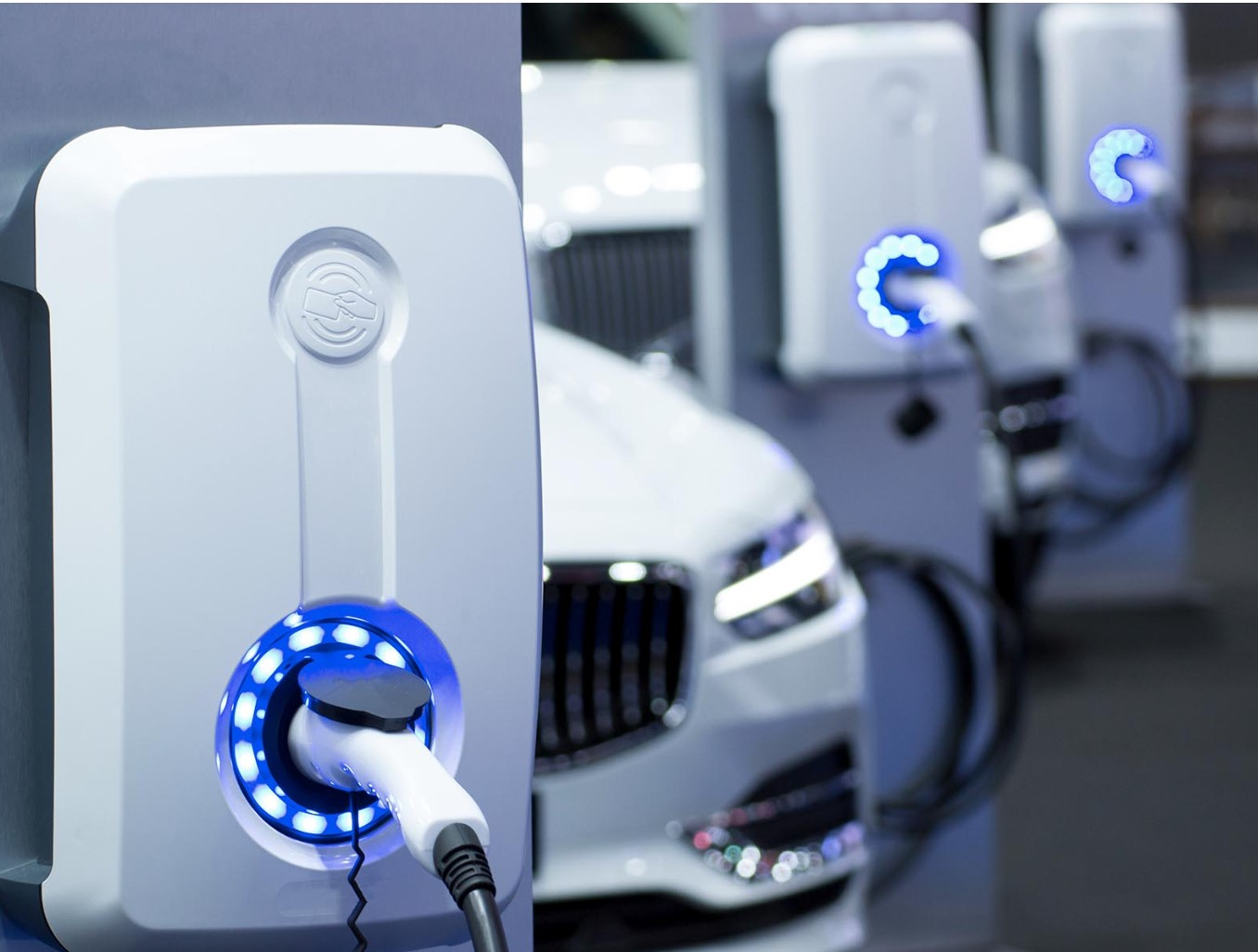HUBER+SUHNER Take The Wheel, Sparking Electric Vehicle Innovation