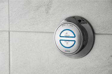 Aqualisa's new Smart Quartz Collection of showers