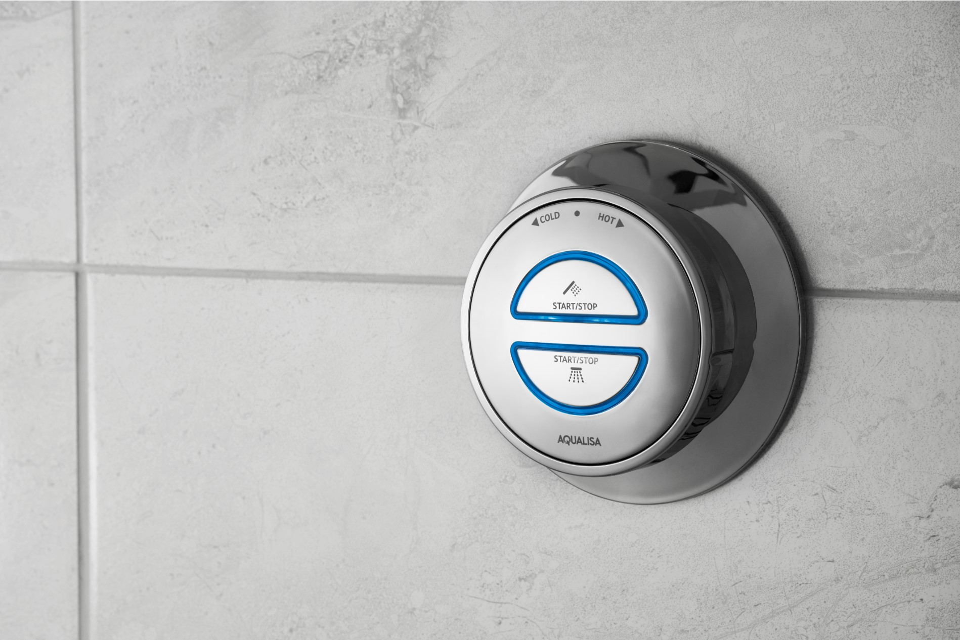 Aqualisa's new Smart Quartz Collection of showers