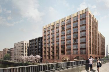 J S Wright Secures £3 Million Project At Fish Island