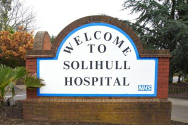 Solihull Hospital's Fire Alarm System Gets Live Upgrade