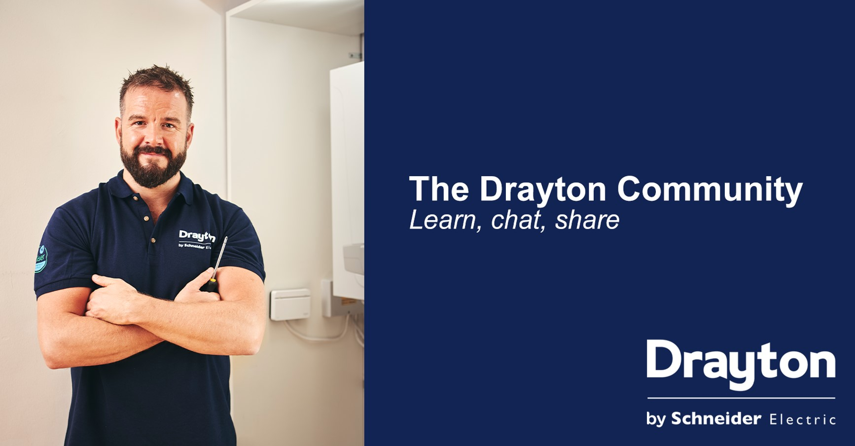 Drayton Launches Facebook Group To Keep Installers Connected