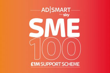 Sky To Provide 100 Businesses With TV Ad Campaigns