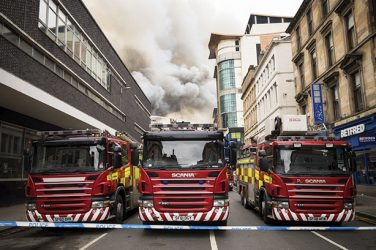 UK Fire And Rescue Services Adapt To New Safety Threats