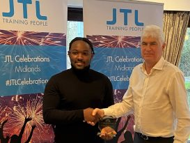 JS Wright Apprentice Named Apprentice of the Year
