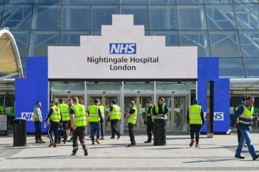 ECA Members Support NHS Nightingale Hospitals