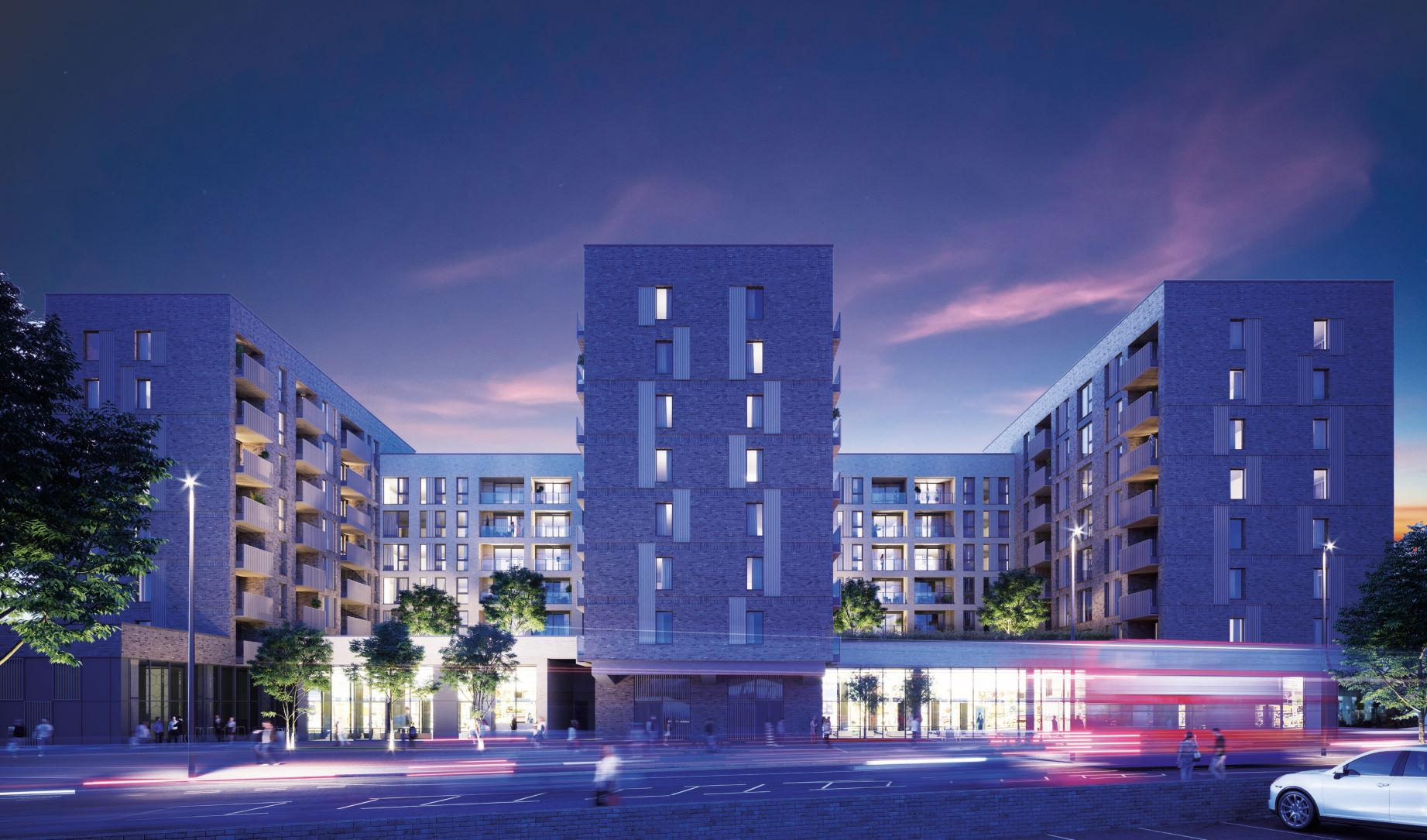 J S Wright Secures £5M+ Wimbledon Development