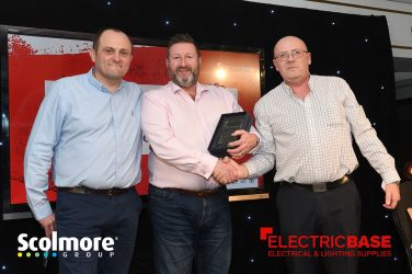 Scolmore Group Voted Supplier Of The Year
