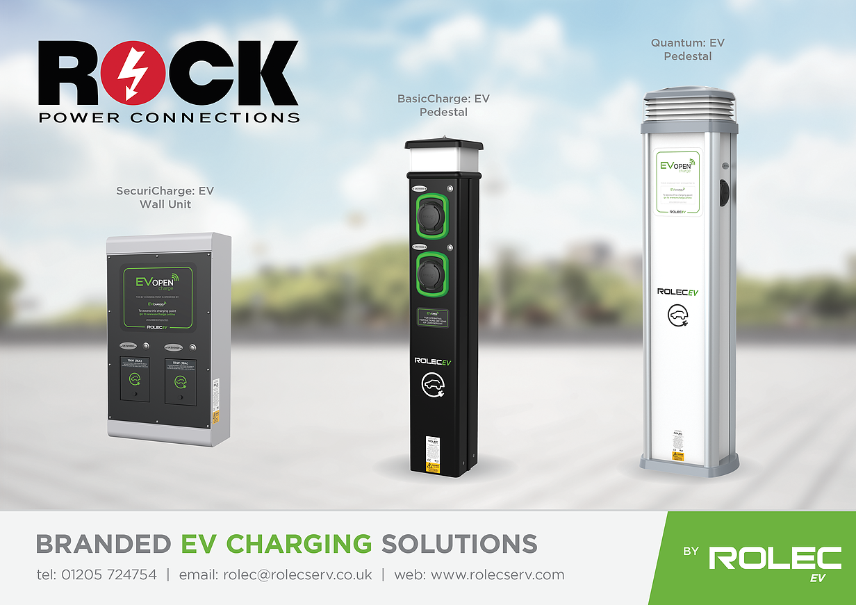 Rock Power Connections Becomes Rolec Accredited Installer