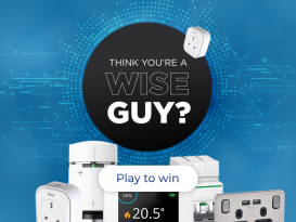 Schneider Electric And Rexel Launch Wise Guy Challenge