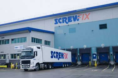 Wincanton Opens Fifth Screwfix Distribution Centre in Stafford