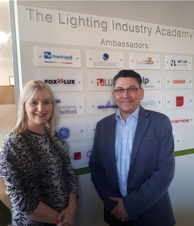 Fox Lux Becomes Lighting Industry Academy Ambassador