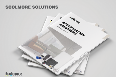 Scolmore Group Unveils New Specification Solutions Brochure