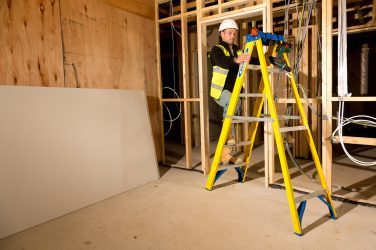 WernerCo Steps Up With Working At Height Training