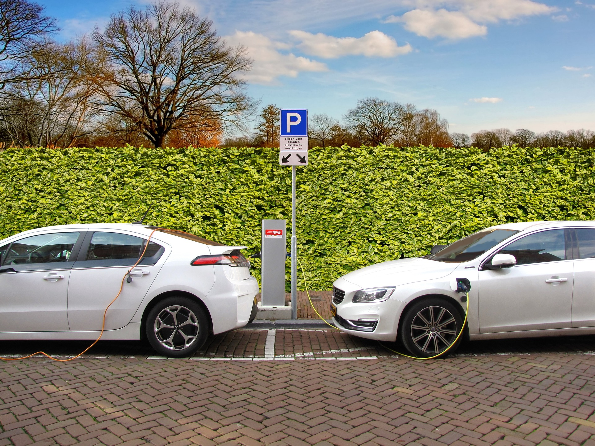 Electric vehicle charging trial