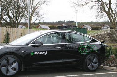EV in Ireland