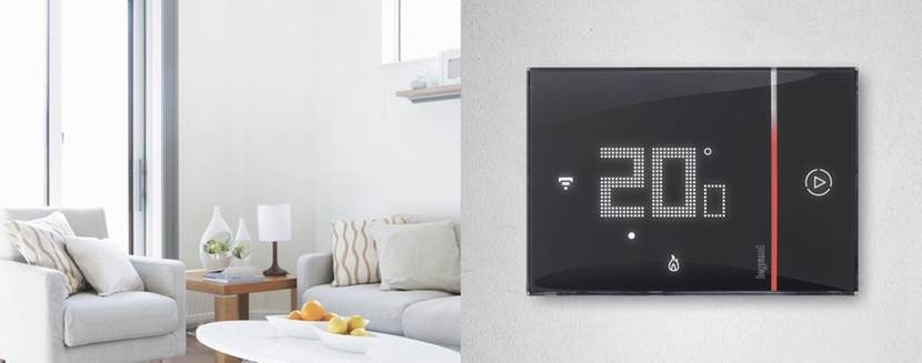 mounted thermostat
