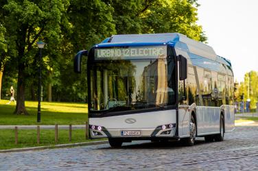 charging Ostrava
