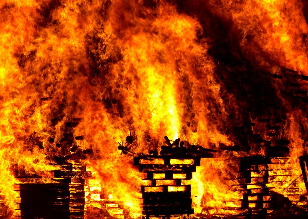 Fire alarm scheme