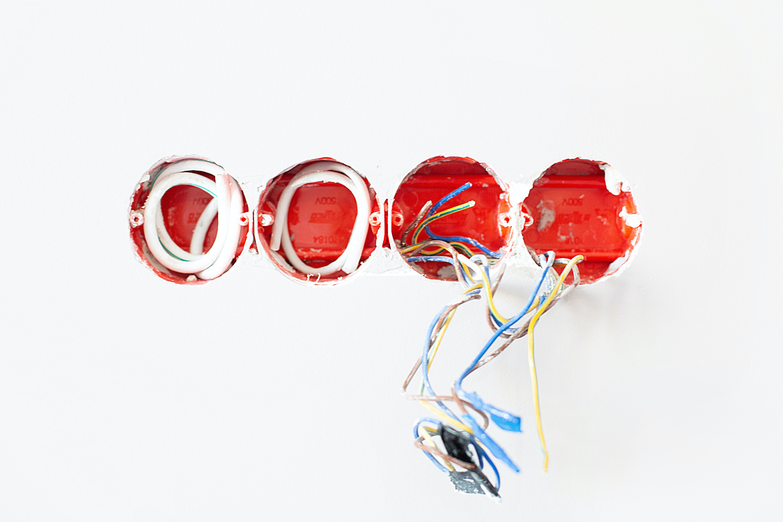 SWA wiring